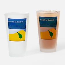 cokr on the ocean v4 Drinking Glass