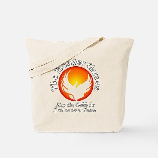 TheHungerGames001dark Tote Bag