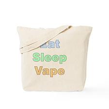 eat-sleep-vape Tote Bag