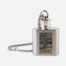 town_view_full_text copy Flask Necklace
