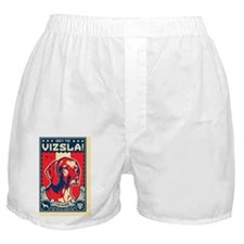 vizsla_cheyenne Boxer Shorts