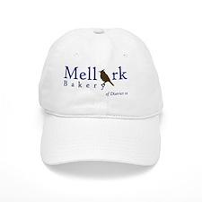 Mellark Bakery Horizontal Large Baseball Baseball Cap
