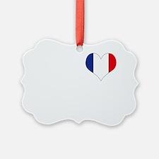 J aime la France avec Nicolas Ornament