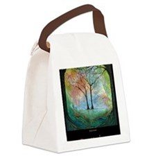 16x20-bkArt-trees(1) Canvas Lunch Bag