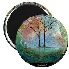 16x20-bkArt-trees(1) Magnet