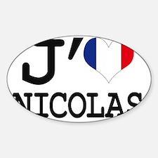 J aime Nicolas Decal
