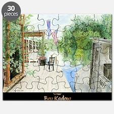 20x16-bkArt_tuffy Puzzle