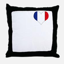 Votez Nicolas Throw Pillow