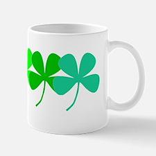 Irish 4 Leaf Clovers Designer Mug