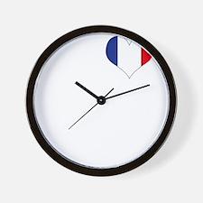 Votez Nicolas Wall Clock