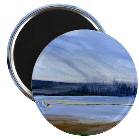 10x10_Adrift-BevKadowArt Magnet