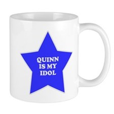 Quinn Is My Idol Mug