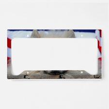 Timber3 License Plate Holder