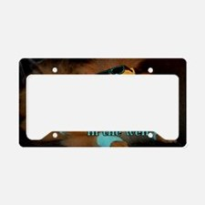 Timmy1tuck License Plate Holder
