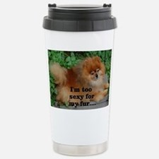Timmy4 Stainless Steel Travel Mug