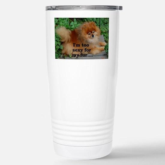 Timmy4 Stainless Steel Travel Mug