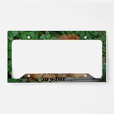 Timmy4 License Plate Holder