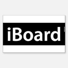 iBoard Rectangle Decal