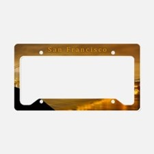 Laptop-2 License Plate Holder
