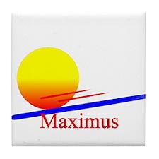 Maximus Tile Coaster