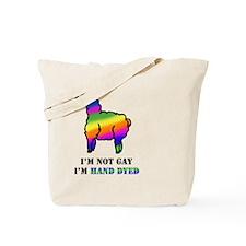 Gay Alpaca Tote Bag