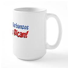 Bet Your Garbanzos Puerto Rican Mug