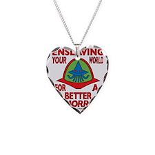Emperor-Mollusk-Logo-WT-L Necklace