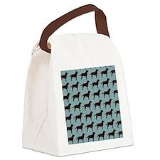 choclabflipflop Canvas Lunch Bag