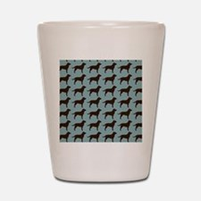 choclabflipflop Shot Glass