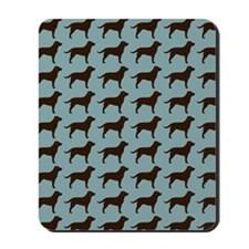 choclabflipflop Mousepad
