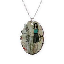 Belle Ville, Belle Dame iphone Necklace