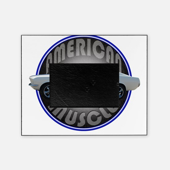 mustang american muscle Picture Frame