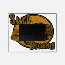 surf dreams brown Picture Frame