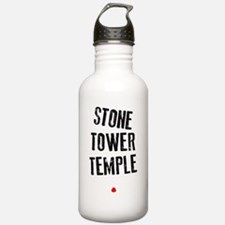 Stone Tower Temple Water Bottle