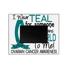 D Means The World To Me Ovarian Canc Picture Frame