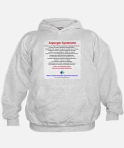 Asperger Facts Hoodie
