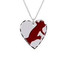 newtshirt_red Necklace