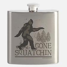 gonesquatchinRESIZED Flask