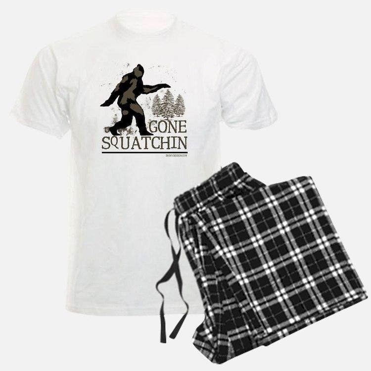 gonesquatchinRESIZED Pajamas