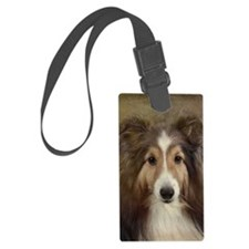 DuncJournal Luggage Tag