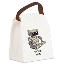 ROB bling Stack-Up Paper Canvas Lunch Bag