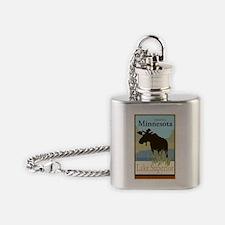 minnesota_II Flask Necklace
