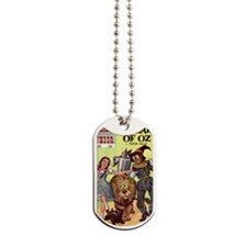 CI BAUM OZ big Dog Tags