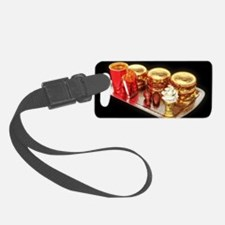 The Golden Age Of Fast Food Luggage Tag
