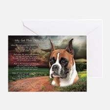 godmadedogs(laptop) Greeting Card