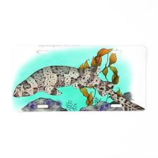 California Swell Shark Aluminum License Plate