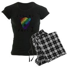 Rainbow Cougar Park dark tex Pajamas