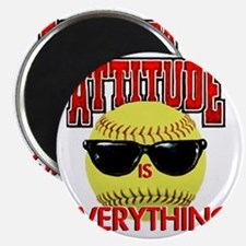 Attitude_Softball_2500 Magnet