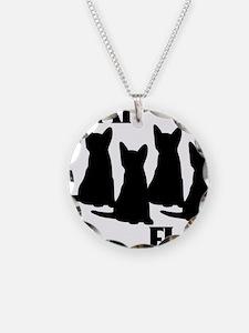Cat Flag Necklace