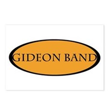 Gideon Band Postcards (Package of 8)